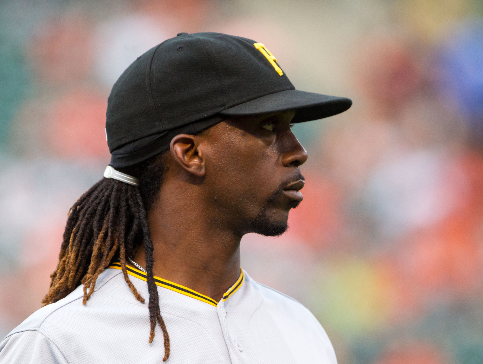 Andrew McCutchen, Pirates, June 14, 2012