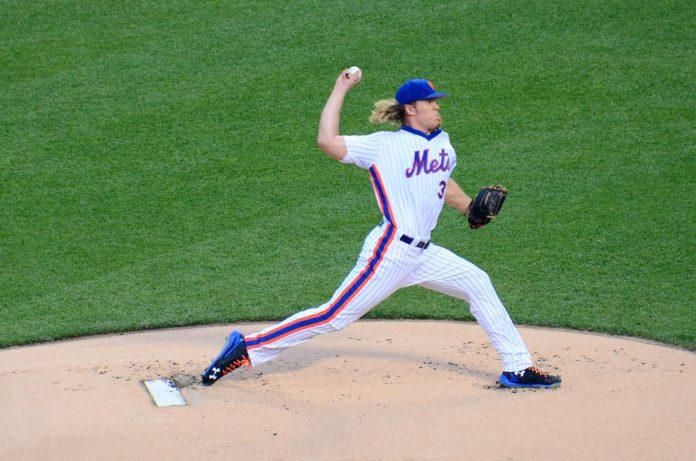 Noah Syndergaard, Mets pitcher 2016