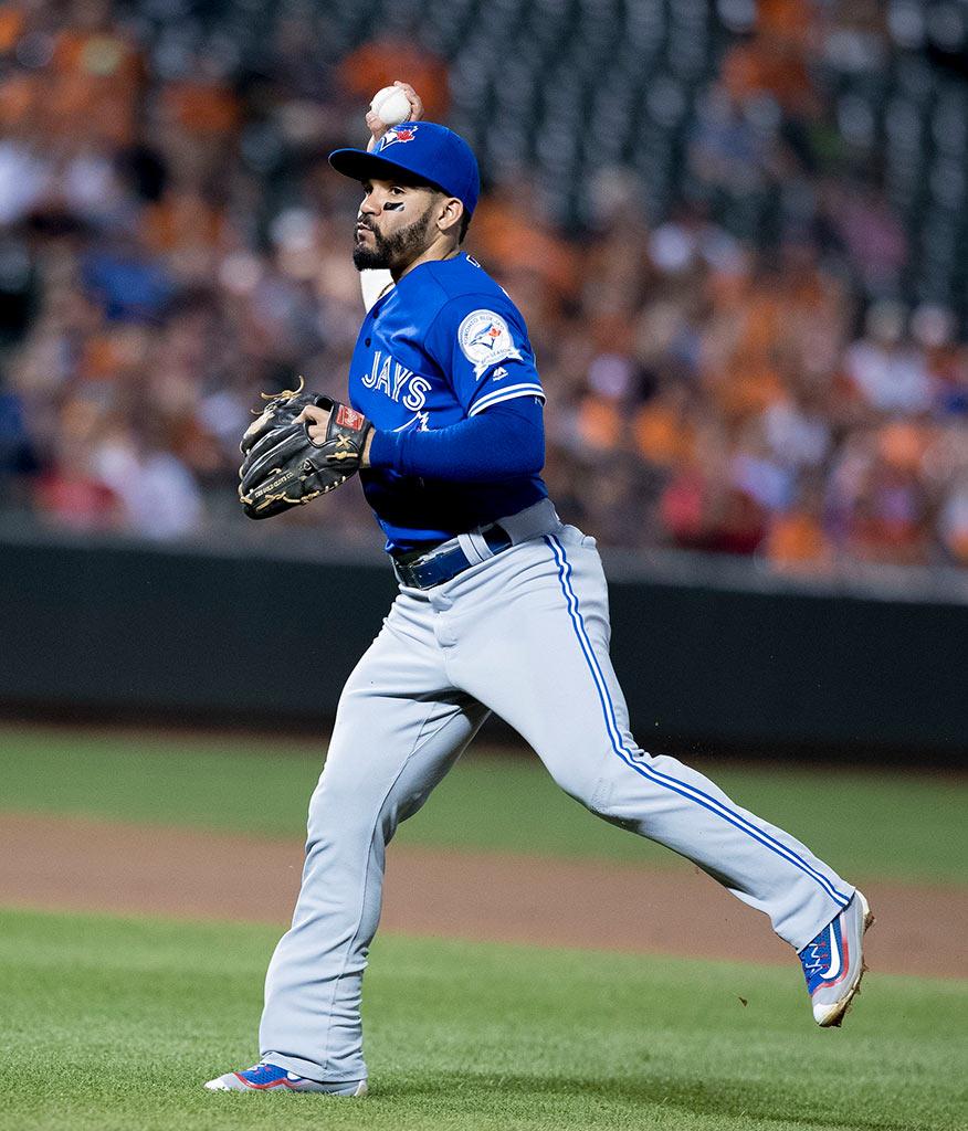 Devon Travis, Toronto Blue Jays