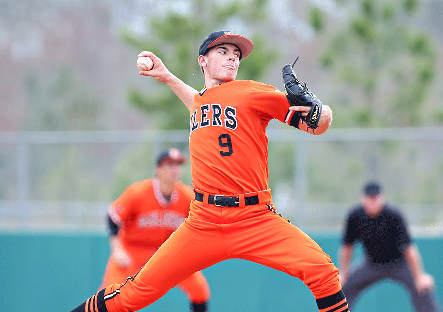 Blue Jays Select Hagen Danner in 2nd Round