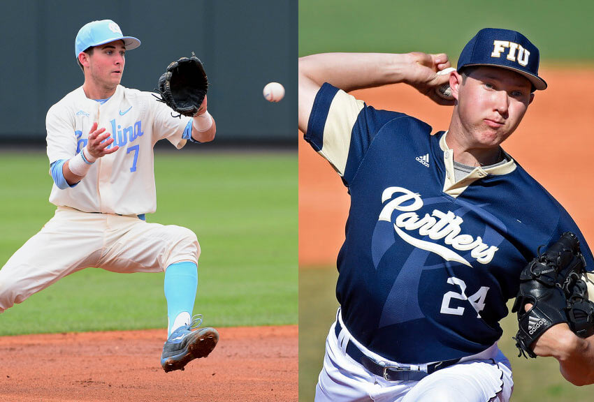 Blue Jays Pick Logan Warmoth & Nate Pearson in 1st Round