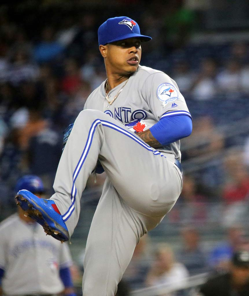 Decision Looms For The Blue Jays And Marcus Stroman
