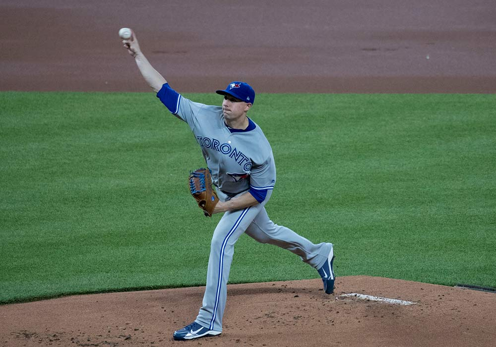 Aaron Sanchez Is A House Of Cards
