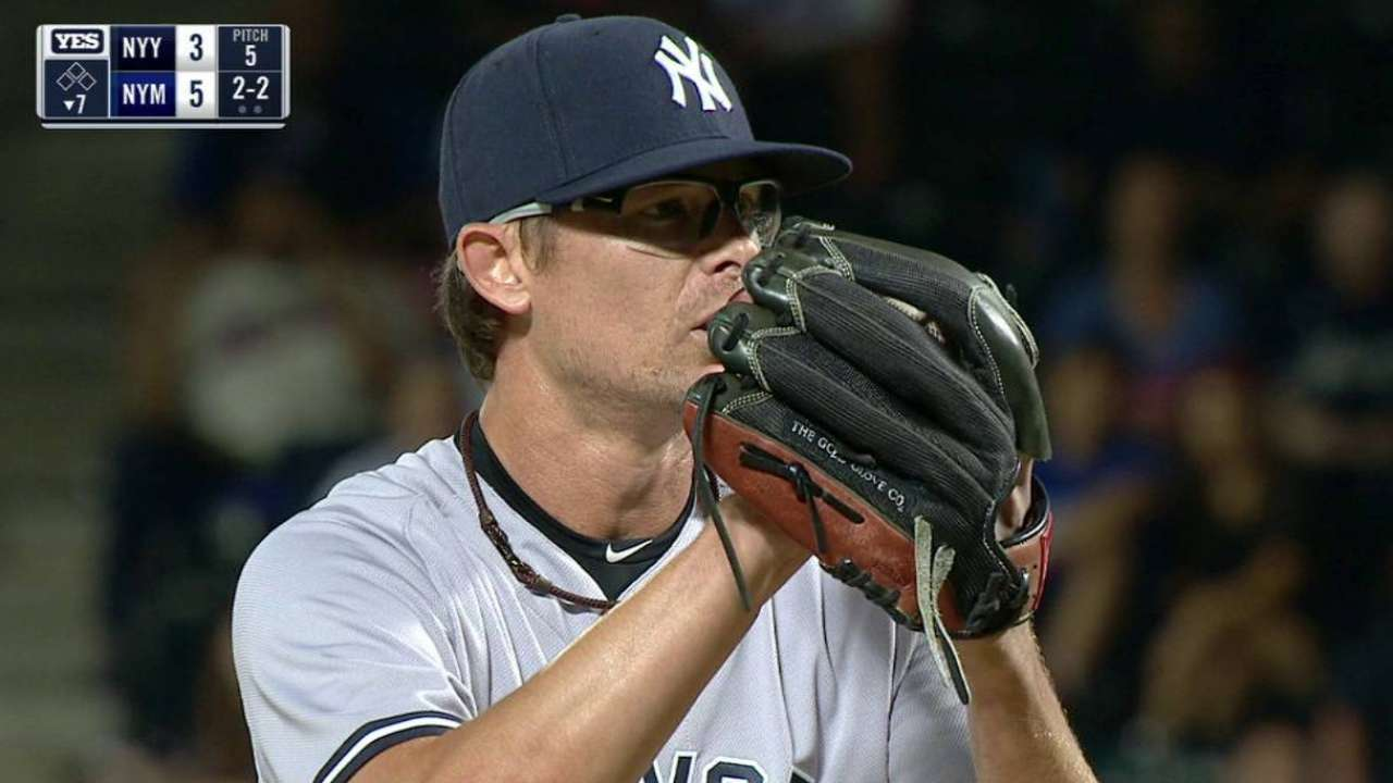 Looking Beyond Tyler Clippard's Ugly ERA