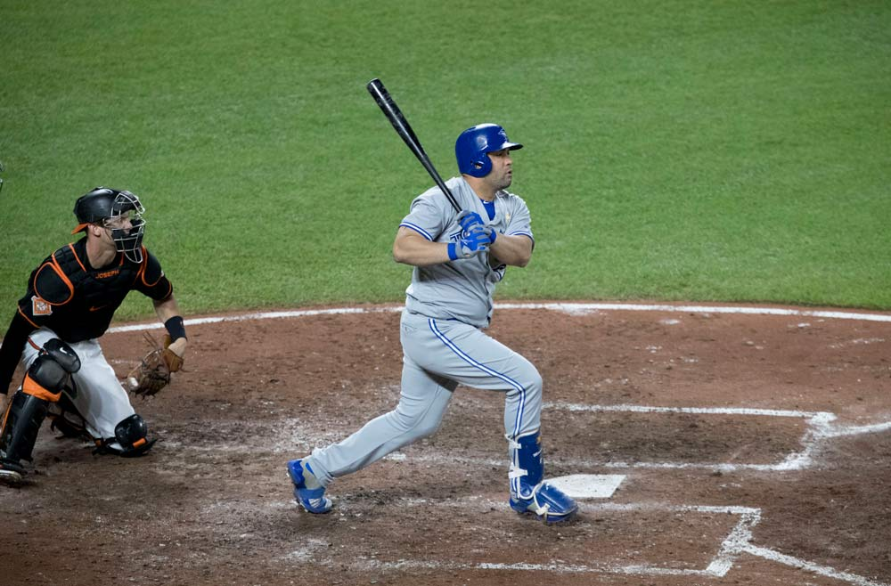 Kendrys Morales Chases History