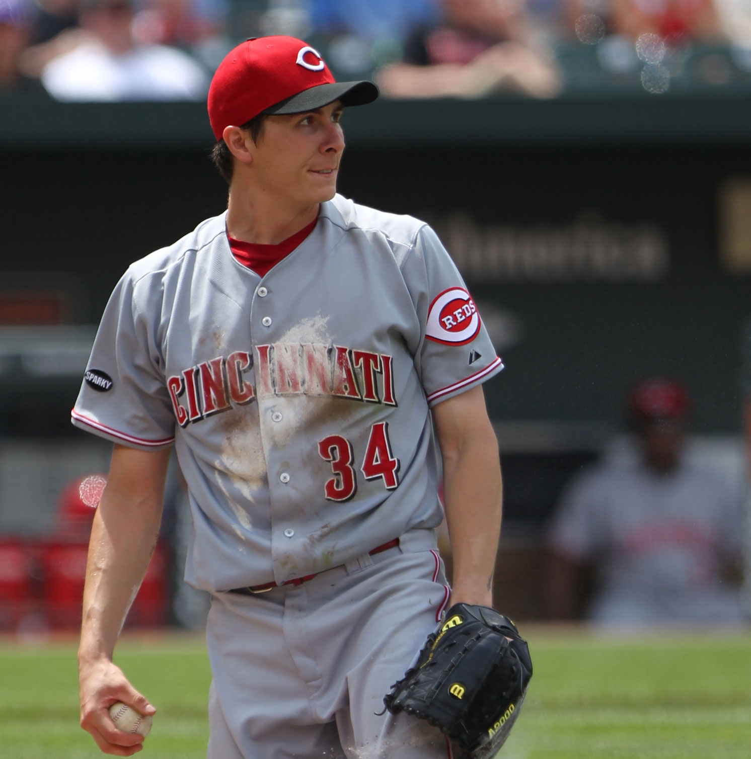 The Blue Jays Should Sign Homer Bailey
