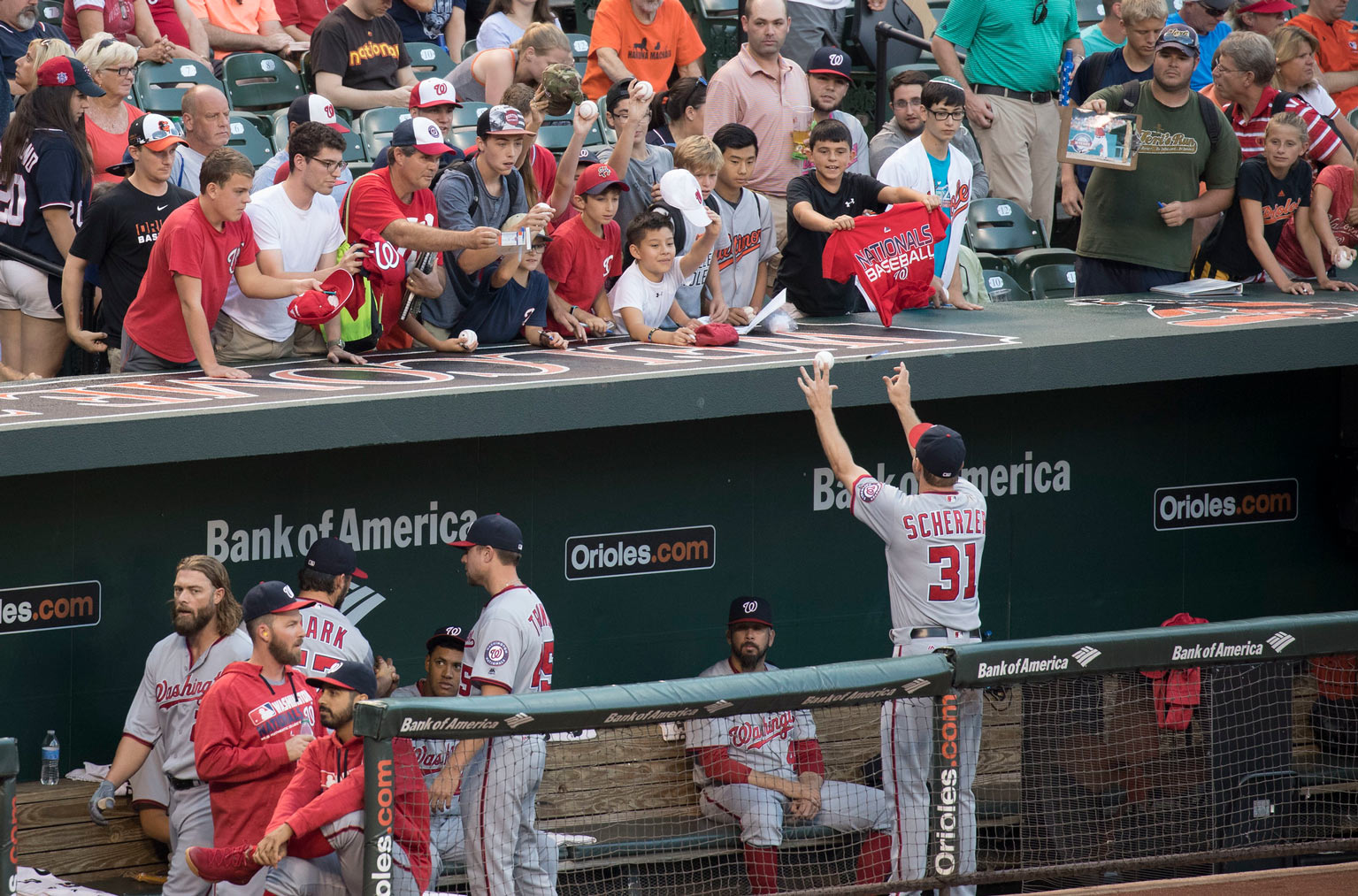 Paying Attention To Foul Balls Is Not Enough
