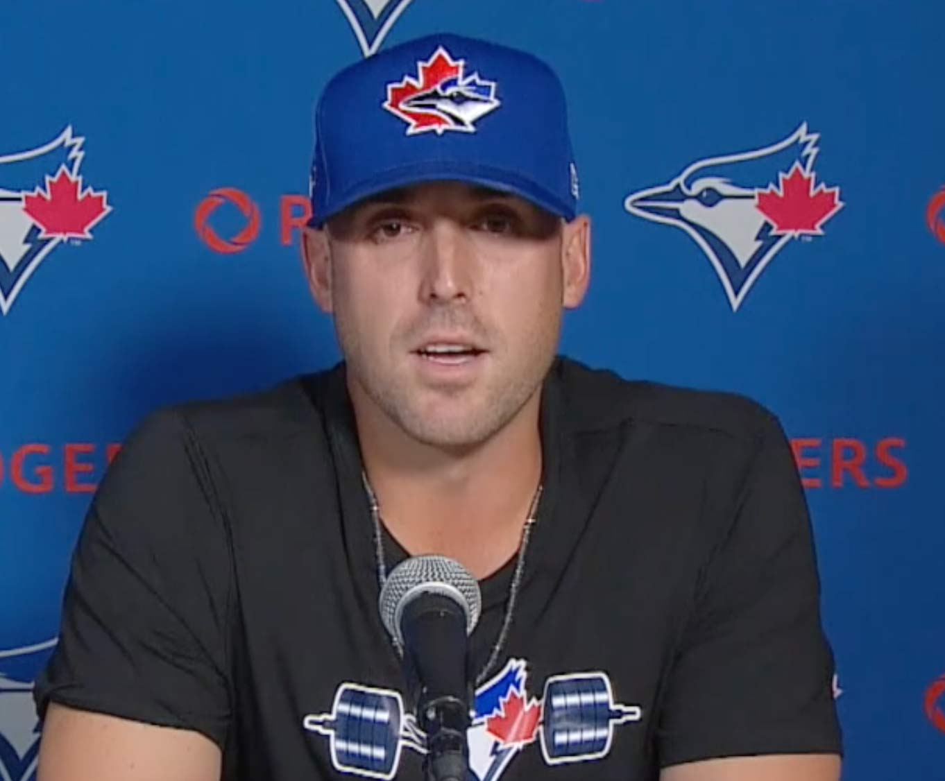 Travis Shaw Blue Jays